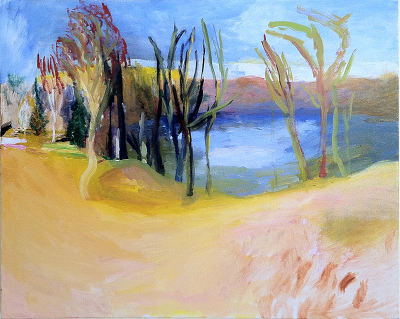 RECENT WORKS BY ELLEN AND CHRIS